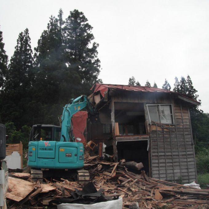 新潟県 解体工事