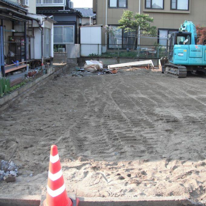新潟市東区O様邸 解体工事