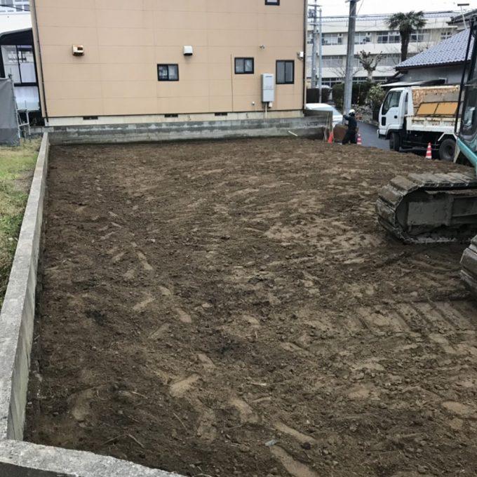 新潟市 西区 解体工事